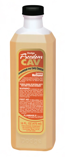 Dodge Freedom Cav - Formaldehyde Free Embalming