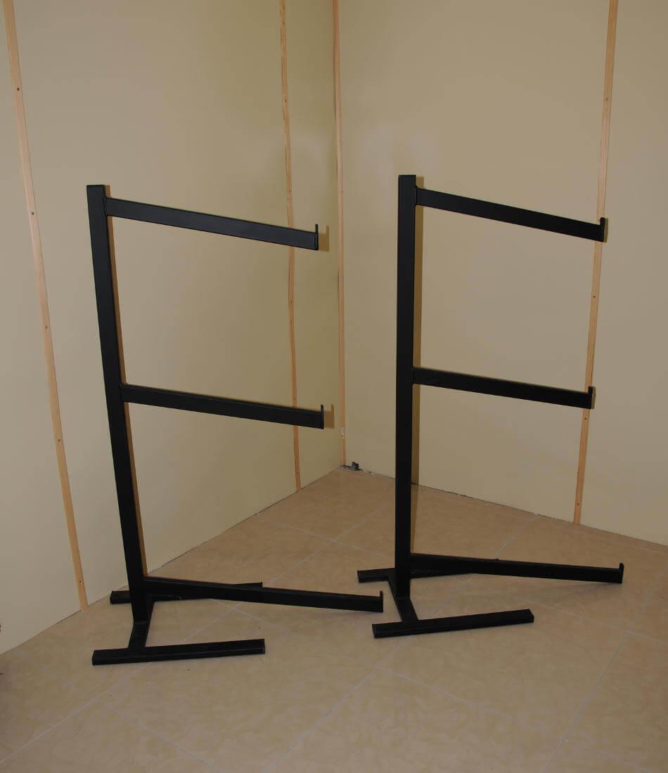 Coffin Display Stand 3 Tier - Shepherd's Funeral Supplies