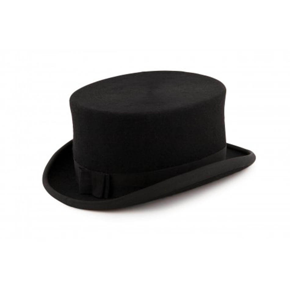 Ladies Shiny Top Hat - Shepherd s Funeral Supplies 4582c4362c1